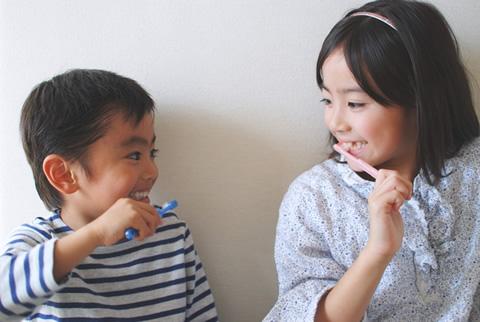 子供の矯正治療(予防的歯科矯正)